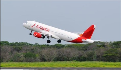 AVIANCA.AVION